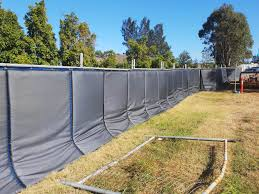 Temporary Fencing Acoustic Curtain Noise Barrier Fortress Fencing