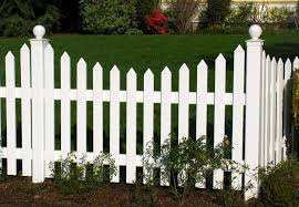 Cape Cod Concave By Bufftech By Arbor Fence Inc Fence Prices Vinyl Fence Vinyl Picket Fence