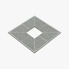 Square tree grate - ADA - Jonite Private Limited - stone