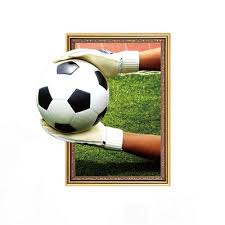 Peel And Stick Fifa International Soccer Wall Sticker Football Wallpaper World Cup Decal For Dorm Buy At A Low Prices On Joom E Commerce Platform