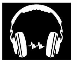 Headphones Music Gaming Vinyl Decal Sticker Laptop Car Truck Choose Color Size Ebay