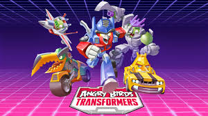 Games: Angry Birds Transformers Hack Tool