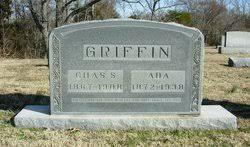 Samantha Ada Davidson Griffin (1872-1938) - Find A Grave Memorial