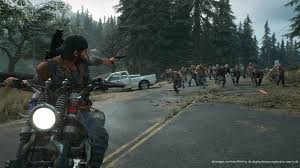 Slideshow: Days Gone Preview Screenshots