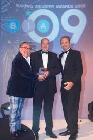 WC Rowe MD picks up Baker of the Year award | Business Cornwall