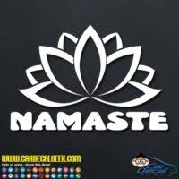 Yoga Car Window Decals Stickers Graphics