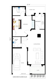 25x50 house plans for your dream house