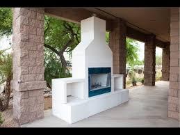 rtf modular outdoor fireplace kit you