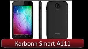 Karbonn Smart A111 phablet specs review ...
