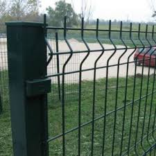 Outdoor 3d Welded Wire Mesh Fence Galvanized 3d Curved Wire Mesh Global Sources