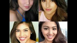 celebrity without makeup philippines