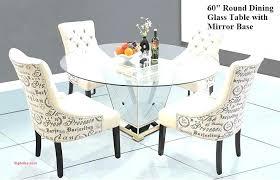 mirror glass dining table zrnovnica info