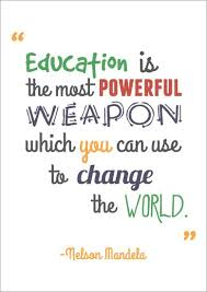 quotes about education nelson mandela quotesgram best quotes