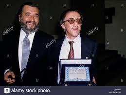Pupi Avati e Carlo Delle Piane Foto & Immagine Stock: 37910252 - Alamy