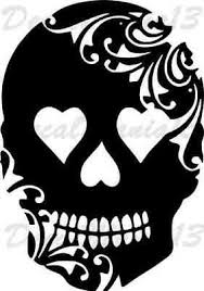Skull Tribal Art Graphic Skeleton Vinyl Sticker Decal Car Truck Wall Window 4 99 Picclick