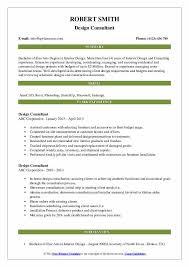 interior designer resume sles