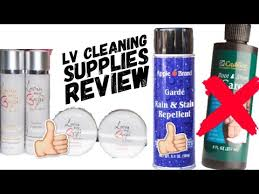 louis vuitton cleaning supplies review