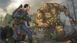 fallout anime wallpapers top free