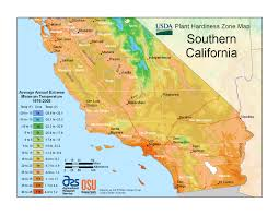 planting climate zones socal cls