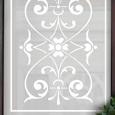 black and white frame clipart window
