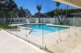 Glass Pool Fencing Vs Mesh Pool Fencing Aquaview