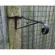 Hanging Basket Brackets For Concrete Fence Posts Set Of 4 I Garden Selections