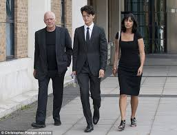 Polly Samson: 'Seeing my son behind bars was a terrible experience'   Daily  Mail Online