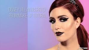 disney villain make up tutorial you