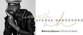 Live with Atenas Hernández & Roberto Johnson | Atenas Hernández