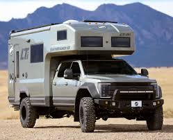 global leader in luxury expedition vehicles