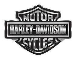 Harley Davidson Bar Shield Logo Decal X Large 30 X 40 In Gray Black Cg4330 Wisconsin Harley Davidson