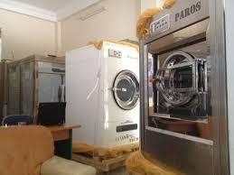 Máy giặt vắt công nghiệp 70kg PAROS KOREA   Máy giặt, Công nghiệp, Korea