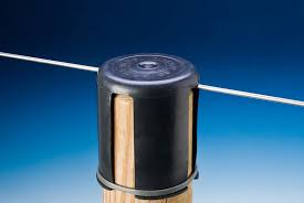 Round Post Cap 100mm Wire And Fence