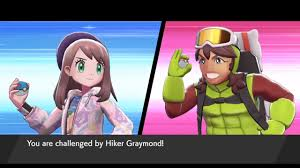 Pokemon Sword and Shield - Graymond (Battle Tower) Post Game Guide ...