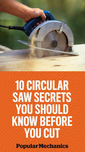 10 Circular Saw Secrets Diy Guy