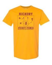 Picket Fence Play Hickory High School 1952 Indiana Basketball Men S T Shirt 1271 Ebay