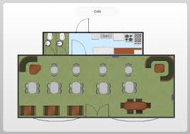 conceptdraw sles floor plan and