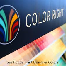 rodda paint tienda de pintura 321