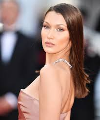 Bella Hadid Explains Why She Doesn't Smile