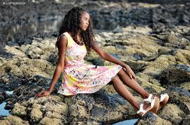 Glam'ART4 - SOKHNA MAGUETTE WADE - Modèle débutant de 25ans à Dakar