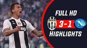 Juventus vs Napoli 2018 3-1 | All Goals & Highlights