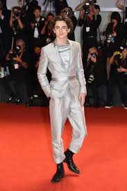 King of the suit? Timothée Chalamet on the red carpet, every time ...
