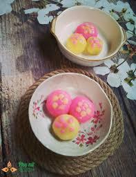 Cách làm bánh trôi hoa khiến cả mẹ và bé đều thích thú - Ẩm thực ...