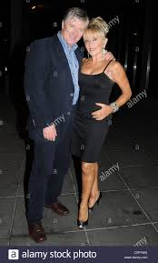 Pat Kenny and Adele King aka Twink outside RTE studios for 'The ...