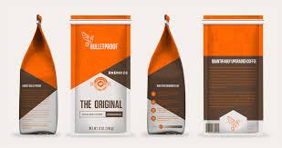 packaging for bulletproof by emblem