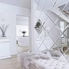 mirrored wall tiles beveled edge