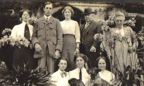 Family Members by first name – D to F | Molteno Family History