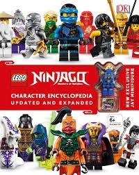 LEGO NINJAGO Character Encyclopedia Updated Edition with Exclusive Jay  Minifigure on Amazon - Minifigure Price Guide