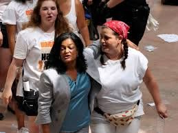 pramila jayapal arrested: Pramila Jayapal arrested for protesting against  Trump's border policy - Times of India