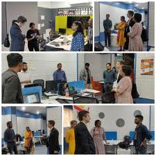 """iStart Rajasthan on Twitter: """"A visit of the senior diplomats from the US  Embassy was facilitated on Tuesday at iStart Nest, Udaipur. Delegates Mr.  Peter Broadbent (Economic Officer) & Ms. Poornima Kamath ("""